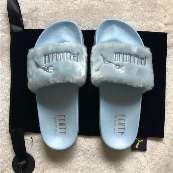 puma slides fit